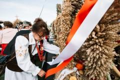 30.08.2020 tuchola dozynki wojewodzkie wojewodztwo korowod wienc